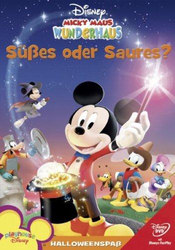 Micky Maus Wunderhaus - Süßes oder Saures?