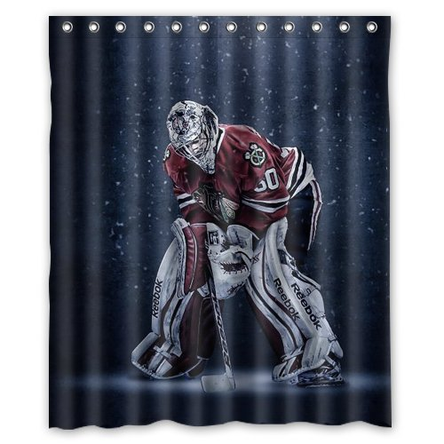 Chicago Blackhawks Shower Curtain Blackhawks Shower Curtain Blackhawks Shower Curtains