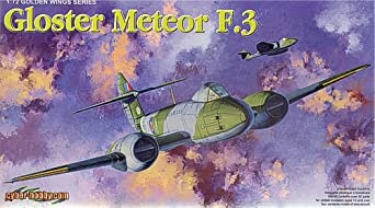 Amazon.com: Cyber Hobby 1/72 Gloster Meteor F.III: Toys & Games