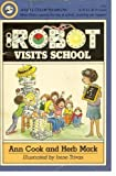 ROBOT VISITS SCHOOL (0440475481) by Cook, Ann