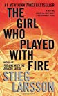 The Girl Who Played with Fire (Millennium Trilogy, No 2) Reprint Edition by Stieg Larsson published by Vintage (2010)