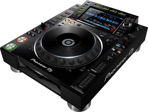 Pioneer DJ CDJ-2000NXS2 Professional Multi Player (Pioneer Cdj 2000 compare prices)
