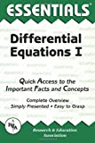 img - for Differential Equations I (Essentials) (Vol 1) book / textbook / text book