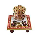 Marble Chowki Ganesh - B00SWPG8X8
