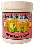 Arnika-Salbe zur Pflege beanspruchter, rauer und trockener Haut