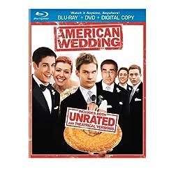 American Wedding (Blu-ray/DVD Combo + Digital Copy)