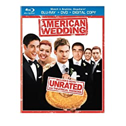 American Wedding (Blu-ray/DVD Combo + Digital Copy)