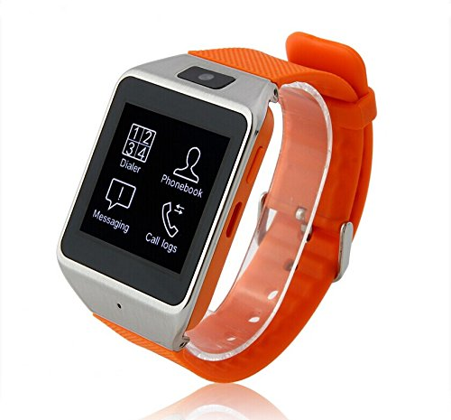 Atongm Bluetooth3.0 Smart Sport Watches 2014 Hot Product For Fashion Men And Women Orange
