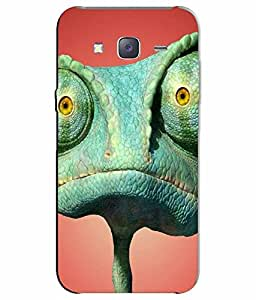 Snazzy Printed Back Cover for Samsung Galaxy J7