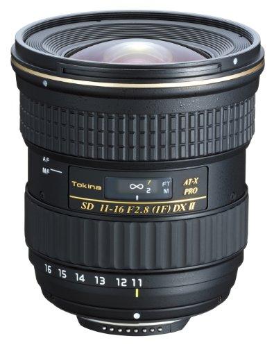 Tokina AT-X 11-16mm f/2,8 Pro DX II Ultraweitwinkelzoom-Objektiv (77 mm Filtergewinde) für Sony Objektivbajonett