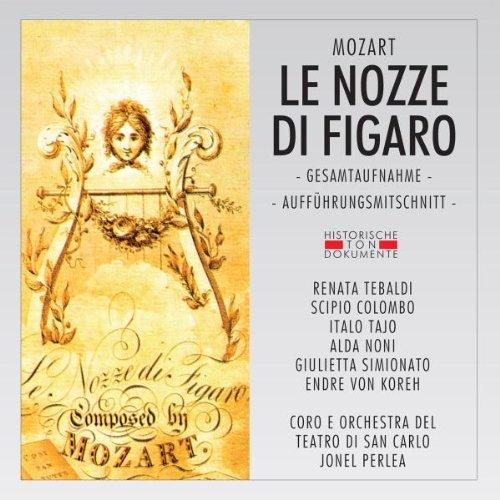 Le Nozze Di Figaro - Mozart - CD