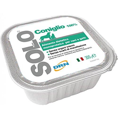 Drn Solo Coniglio Cani E Gatti 100g