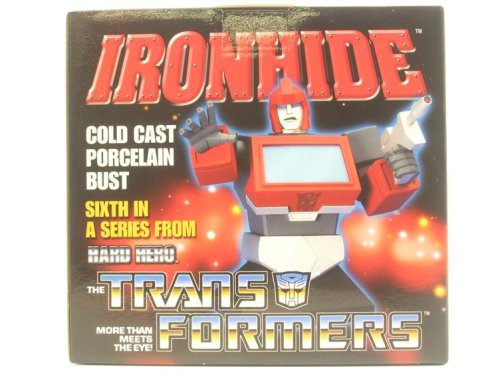 Hard Hero Iron Hide Bust - Buy Hard Hero Iron Hide Bust - Purchase Hard Hero Iron Hide Bust (Transformers, Toys & Games,Categories,Action Figures,Statues Maquettes & Busts)