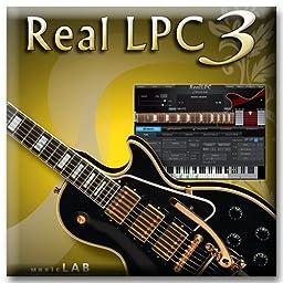 MusicLab RealLPC virtual guitar software