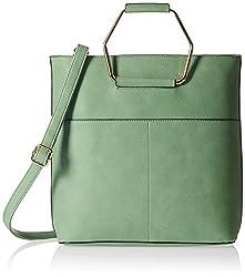 KNY Women's Handbag (Green) (KNY050)