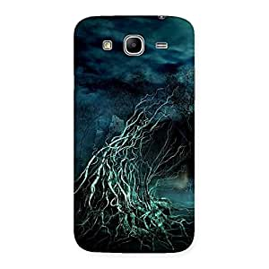 Gorgeous Tree Horror Back Case Cover for Galaxy Mega 5.8
