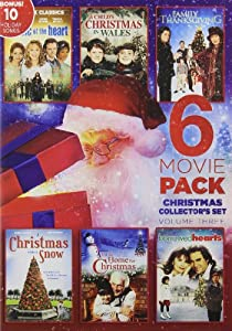 6-Film Holiday Collector's Set V.3 Bonus Audio(MP3): Home for the Holidays