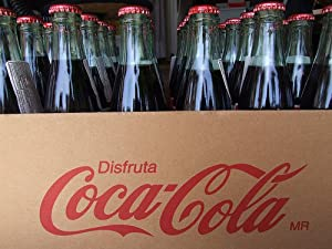 Mexican Coca Cola, Drink Cola, 12-Ounce (24 Pack)