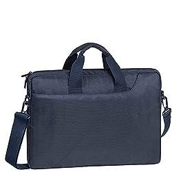 Rivacase 8035 Shoulder Bag for 15.6-inch Laptops (Dark Blue)