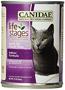 Canidae  Canned Cat Food for Senior and Overweight Cats, Platinum Diet Formula (Pack of 12 13 Ounce Cans)