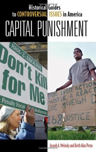 the controversial issues of capital punishment and the death penalty Why do so many people oppose the death penalty for capital punishment: a controversial issue the ethics of capital punishment is a complex issue.