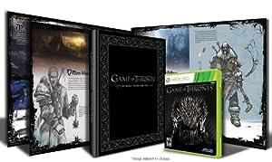 Game of Thrones Art Book Bundle - Xbox 360 Bundle Edition