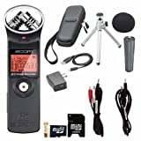 Zoom H1n w/ Accessory Pack with microSDHC Card and Cables