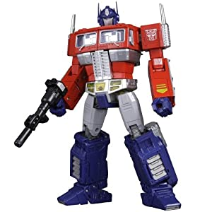 Transformers Masterpiece Optimus Prime