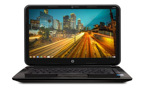 HP Pavilion Chromebook 14-c010us 14-Inch Laptop (Black)