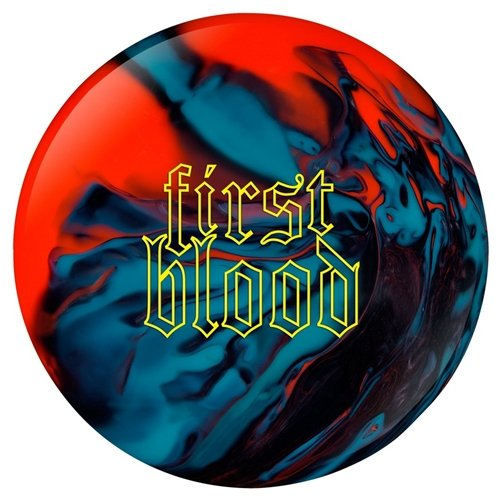 Hammer First Blood Bowling Ball, 15-Pound