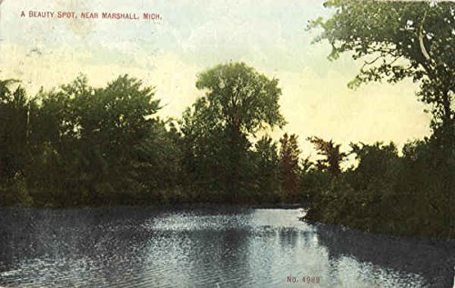 A Beauty Spot Near Marshall, Michigan