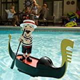 Singing Gondolier Pool Toy - Improvements