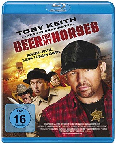 Beer For My Horses [Alemania] (Blu-Ray) (Import Movie) (European Format - Zone B2) Keith, Toby; Carrington, Ro...