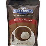 Ghirardelli Hot Cocoa Mix Double 10.5 Oz Pack of 6