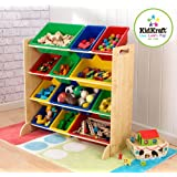 KidKraft Sort it & Store it Bin Unit 16774