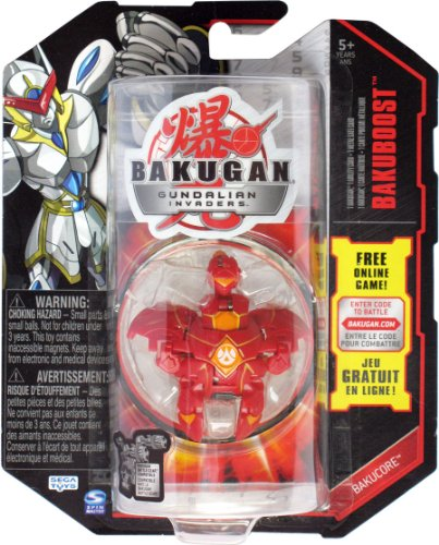 Bakugan Gundalian Invaders Grey BAKUCORE