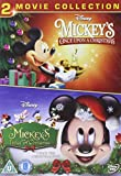 Mickey's Once Upon A Christmas / Mickey's Twice Upon A Christmas [DVD]