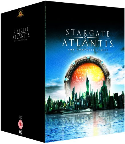 Stargate Atlantis - The Complete Series: Giftset [UK Import]