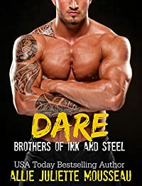 Dare by Allie Juliette Mousseau ebook deal