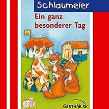 Ein ganz besonderer Tag (Schlaumeier 6) Hörspiel von Lisa Fuchs, Sven-Erik Tornow Gesprochen von: Martina Staat, Judith Süßenbach
