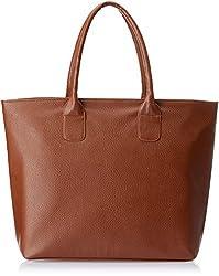 Alessia74 Women's Handbag (Tan) (PBG481F)