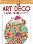 Creative Haven Art Deco Fashions Colo...