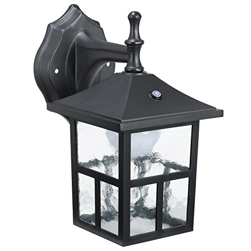 Honeywell SS0301-08 Led Wall Mount Lantern (Outdoor Lantern Lights)