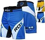 RDX Pro Muay Thai Fight Shorts MMA Gr...