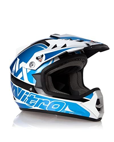 Nitro Casco MX Rider Junior
