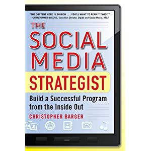The Social Media Strategist book cover