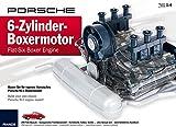 Porsche-6-Zylinder-Boxermotor-Flat-Six-Boxer-Engine-Bauen-Sie-Ihr-eigenes-klassisches-Porsche-911-Motormodell-Build-your-own-classic-Porsche-911-engine-model