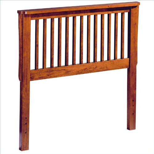 Reviews Queen Full Mission Youth Headboard In Mission Oak