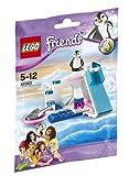 レゴ フレンズ ペンギンとアイスマウンテン 41043