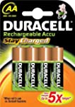 Duracell Stay Charged Rechargeable 19...